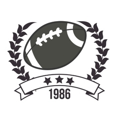 Sport games graphic design vector image