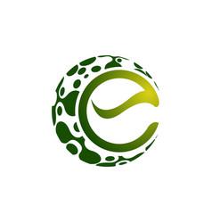 abstract logo logo design vector image