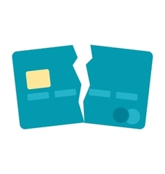 Debt Free Concept vector