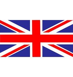 United kingdom of great britain flag vector