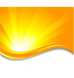 Vector sunny background vector