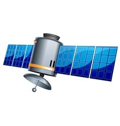 Sputnik vector image vector image