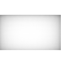 Abstract halftone background with vignette effect vector