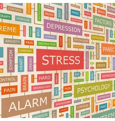 Stress vector