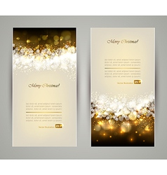 greeting cards vector image vector image