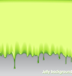 Jelly background vector