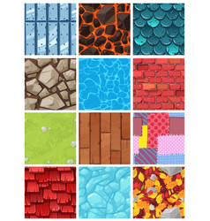 Building background wall texture vector