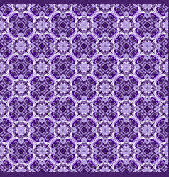 ultra violet seamless pattern vector image