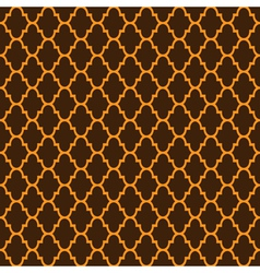 Oriental style seamless pattern vector image vector image