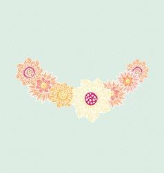 FlowerElements24 vector image
