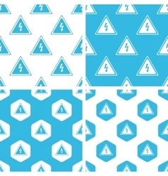 High voltage patterns set vector