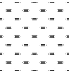 Medical mask pattern simple style vector