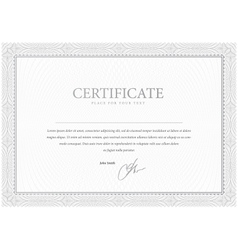 Certificate design gray pattern that is used in vector