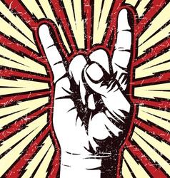 Rock vector