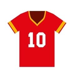 American football sport icon vector
