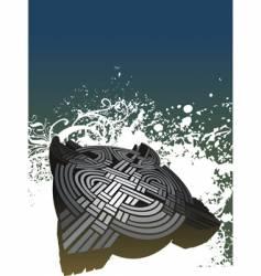 Enigma illustration vector