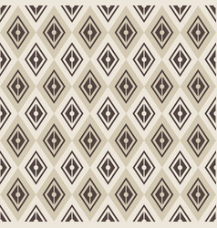 seamless color pattern geometric background of vector image