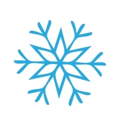 Snowflake Icon graphic vector