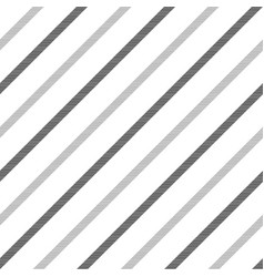 stripes black white seamless pattern diagonal vector image