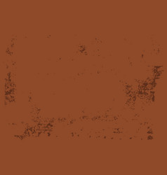 Rust textured surface old grunge rustic metal vector