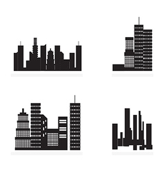 City Icons vector