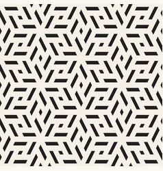 Seamless pattern modern stylish lattice texture vector