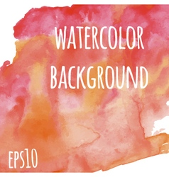 Watercolor background for design covers flyers vector