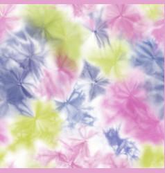 Tie dye digital pattern vector