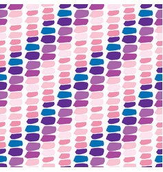 colorful seamless pattern repeating background vector image vector image
