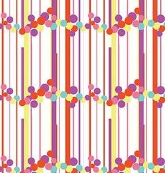 Bubble Line vector