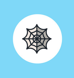 cobweb icon sign symbol vector image