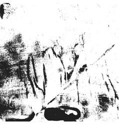grunge monochrome rough vintage texture vector image