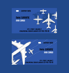 plane traveling on aircraft airplane jet flight vector image