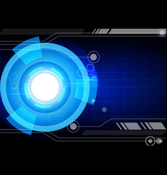 background abstract technology communication vector image