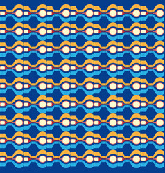 Modern abstract art geometric background vector