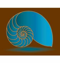 Nautilus vector