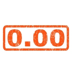 000 Rubber Stamp vector image