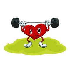 Heart exercise vector