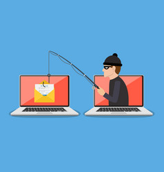 Phishing scam hacker attack vector