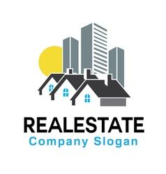 Real Estate v2 Design vector image