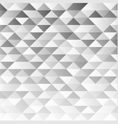 abstract gray geometric background vector image