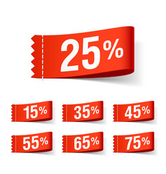 Discount labels super sale special offer tags vector