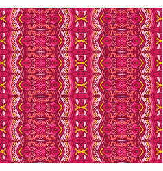 Geometric striped pattern vector
