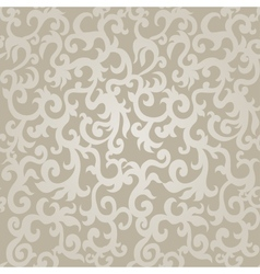 Seamless pattern backgrounddamask wallpaper vector