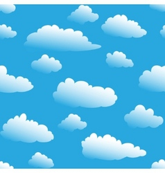 skyscape design vector image