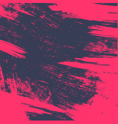 stylish background crimson strokes scratches on vector image