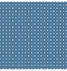 Traditional Fair Isle Pattern vector image