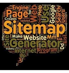 Jp generator sitemap 1 text background wordcloud vector