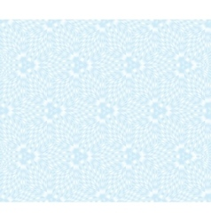 Seamless floral blue vector image
