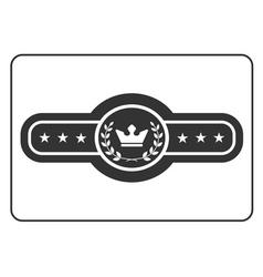 Champion belt icon 5 vector image
